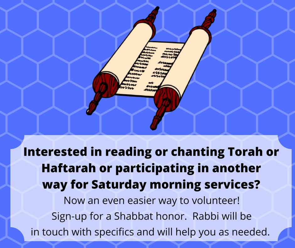 Torah Reading 2